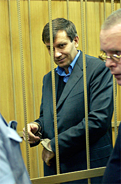 Осужденный в 2008 году за мошенничество Григорий Грабовой год назад был условно-досрочно освобожден